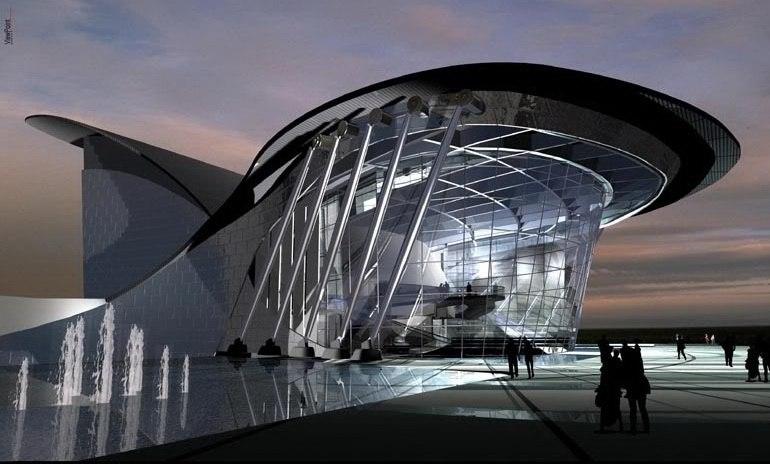 Ashdod Culture center